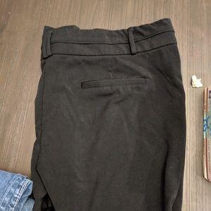 Maurice's black dress pants